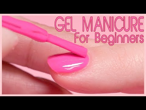 How to Apply Gel Polish On Natural Nail