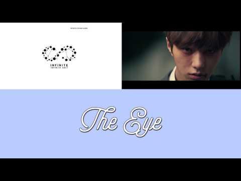 Infinite - The Eye (Hangul, English, and EASY Lyrics)