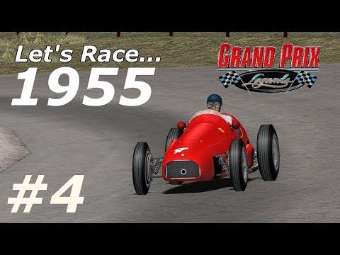 1955 F1 R04 Dutch Grand Prix - Grand Prix Legends