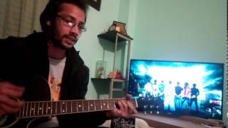 ঘরবাড়ি | Ghawrbaari | Zulfiqar | Srijit | Anupam Roy | 2016 (Cover By Mamun Rony)