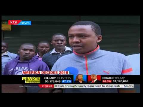 Kenyans Hilarious reactions to Donald Trump being President