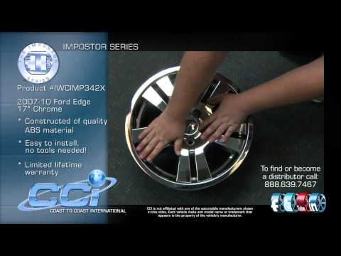 Ford Edge CCI Impostor Wheel Skin