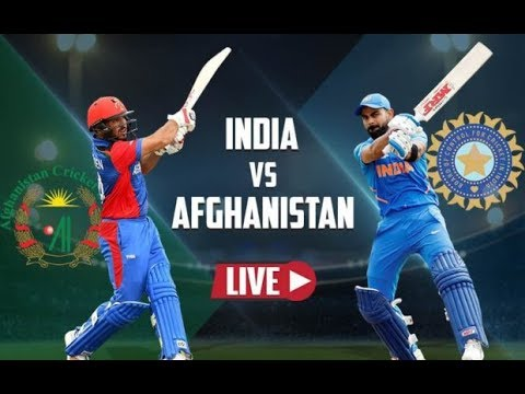 India Vs Afghanistan Live Cricket Match 22 June 2019 | Live Match Streaming | News Nasha