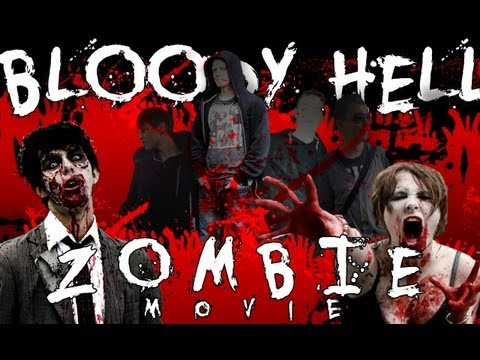 Bloody Hell | Real-Life Zombie Apocalypse Film | 2009 Full Movie