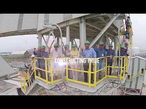 Krakatau Engineering - Urea Bulk Storage 6 and Conveyor System