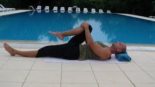 Étirements complet contre la sciatique et les douleurs dorsales