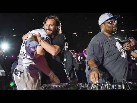 TOP 14 - Live de Bob Sinclar au Camp Nou !
