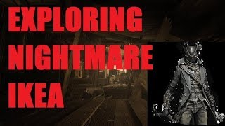 Exploring Bloodborne's Nightmare IKEA - New Findings!