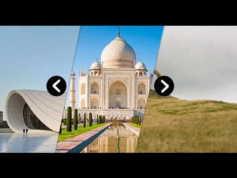 Image Slider (1/3) HTML 5 CSS 3 and JavaScritp