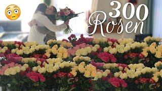 Ich überrasche meine Mama mit 300 Rosen 😵🌹 | BibisBeautyPalace