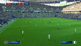 FIFA 18 World Cup Nigeria vs Iceland