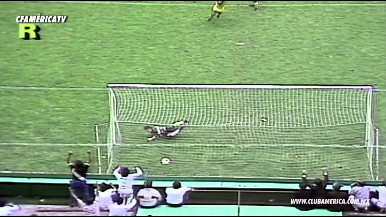 Club América Campeón Final Vs Pumas 1988 Youtube