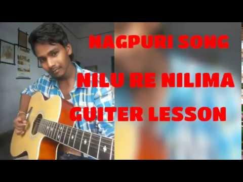 NILU RE NILIMA SONG NAGPURI GUITER LESSON