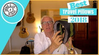Best Travel Pillows 2018 - Cabeau Evolution Cool, Trtl, BCozzy #TBIN