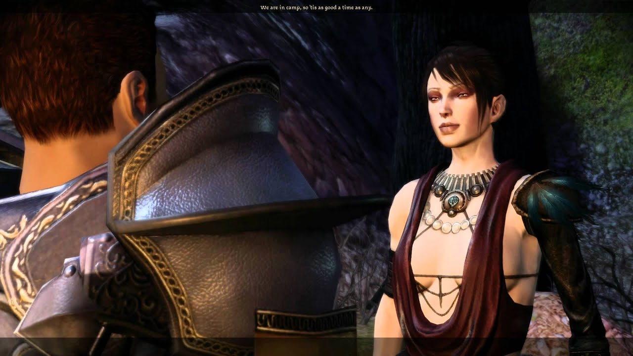 Видео секс dragon age origins