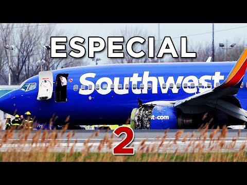COMO OS PILOTOS DA SOUTHWEST CONSEGUIRAM?   Aerocast 2