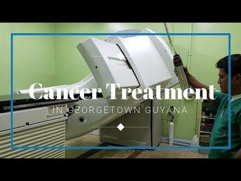 Cancer Treatment in Guyana
