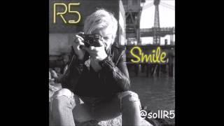 r5 smile audio