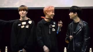 161003  노량진 팬싸인회 Got7 - Mayday  Noryangjin Fansign