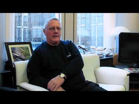 Amadeus Rail interview with Brian Simpson MEP