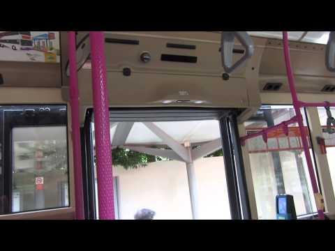 SBS Transit Scania K230UB Euro V, Batch I [SBS8689L]: Masats Sliding Plug Doors