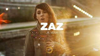 �������� ���� Naked Noise : Zaz  performs 'Je Veux' LIVE ������
