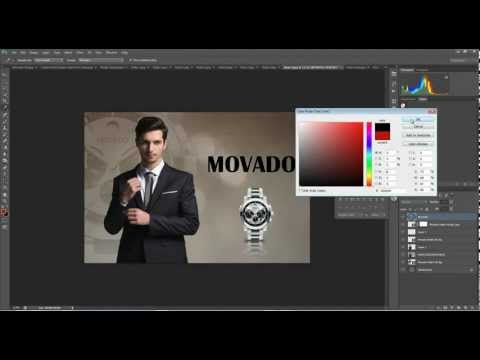 How to make an Ad in Adobe Photoshop