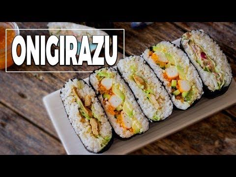onigirazu---recette-japonaise---le-riz-jaune