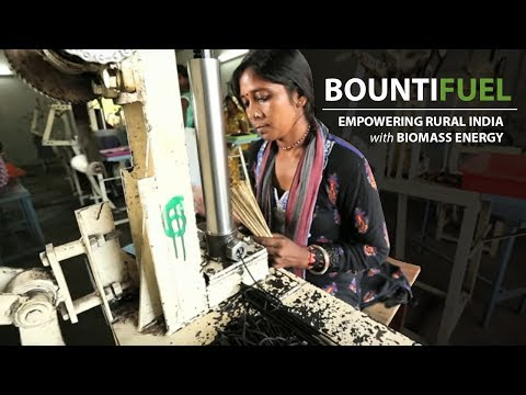 Bountifuel - Empowering rural India with biomass energy