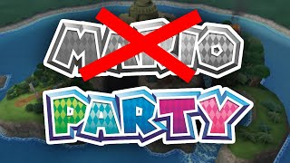 What if Mario Party didn't have Mario in it?