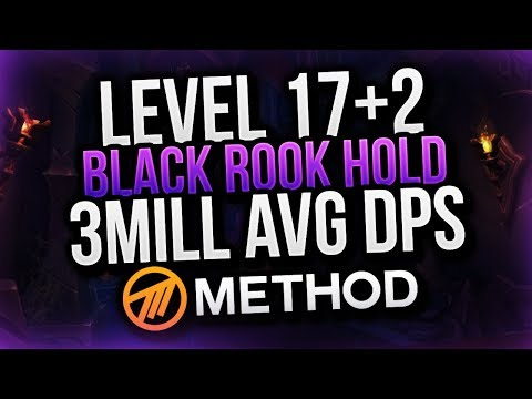 3 MILL AVERAGE ELE DPS! LVL 17 + 2 Black Rook Hold Mythic+ Cayna POV Method