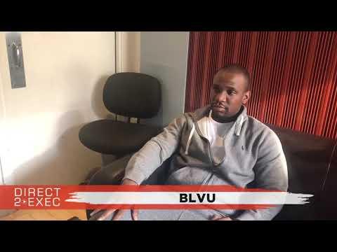 BLVU Performs at Direct 2 Exec NYC 10/20/18 - A&R at Atlantic Records