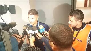 Déclaration d'Amine Harit après le matche Maroc VS Ukrain