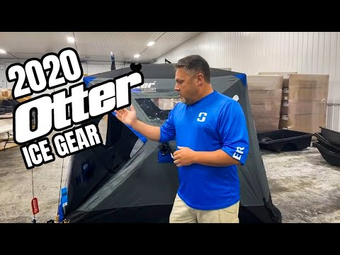 NEW Otter Outdoors Ice Gear For 2020!