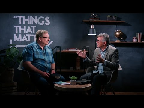 Things That Matter: Rick Warren on the Controversies Surrounding His Life and Ministry