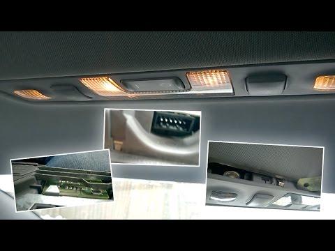 Плафон освещения салона Ауди А6 С5 не работает. Что делать если пропала подсветка салона пассажиров - Смешные видео приколы
