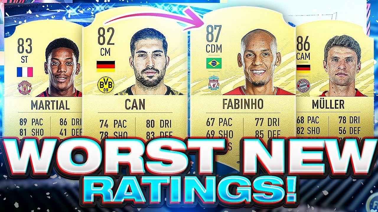 FIFA 21 Worst New Player Ratings! thumbnail