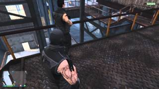 GTA online TMCC Military Roleplay Trailer