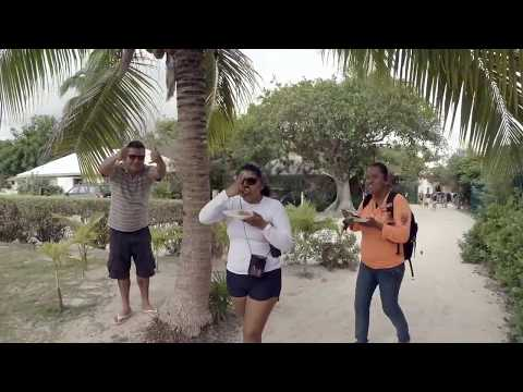 Narrated Walk To Akumal Pueblo From Secrets Akumal