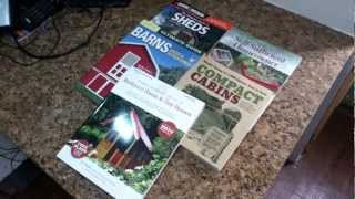 Tiny House And Off Grid Book Library Reviews - Construction Related Books.
