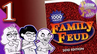 Family Feud, Ep. 1: Vampire Experts - Press Buttons