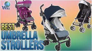 10 Best Umbrella Strollers 2018