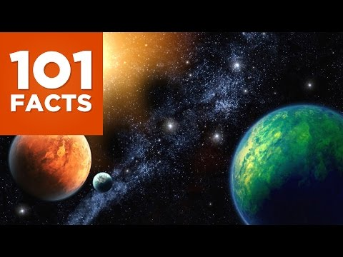 101 Facts About Space