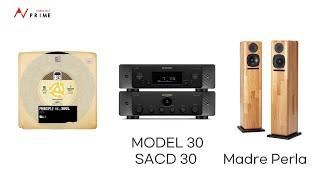 마란츠 인티앰프 Model 30 + SACD30 CD플…