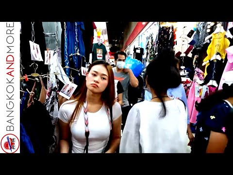 Pratunam Market 2018 - Cheap Clothes Shopping in Bangkok ❤🇹🇭