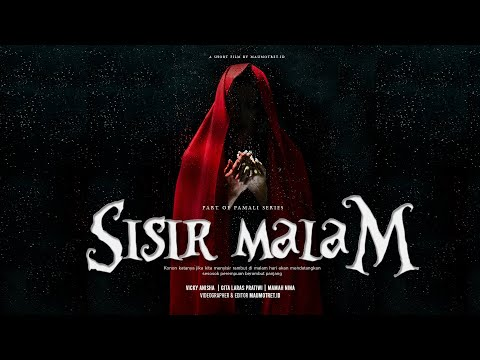 FILM PENDEK HOROR | SISIR MALAM | #PAMALI SERIES  | SUB INDOu0026ENG