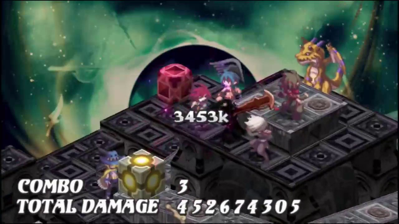 Disgaea 3: absence of detention ps vita demo youtube.