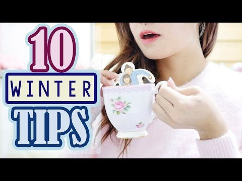 Thumbnail: 10 WINTER TIPS in KOREA | SKINCARE & STAY WARM