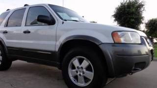 2003 Ford Escape XLT Popular for sale in Garland, TX