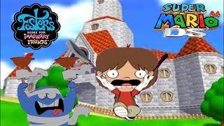 Mac und Bloo herumlaufen wie Idioten mit Super Mario 64 DS-Musik